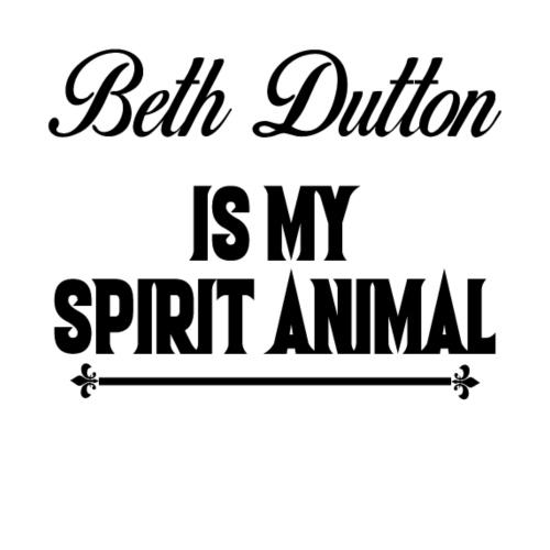 Beth Dutton Is My Spirit Animal Shirt, Women's - Women's Premium T-Shirt