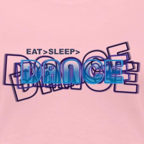 kl dance34 - Frauen Premium T-Shirt
