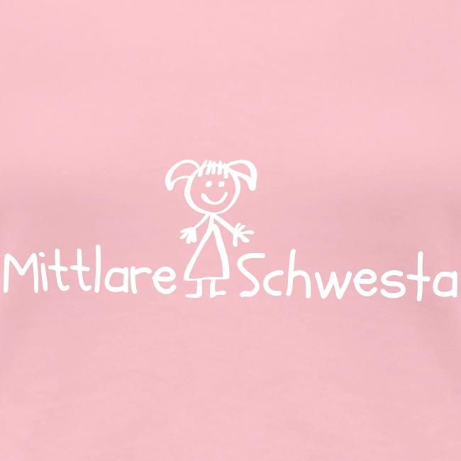 Vorschau: Mittlare Schwesta - Frauen Premium T-Shirt