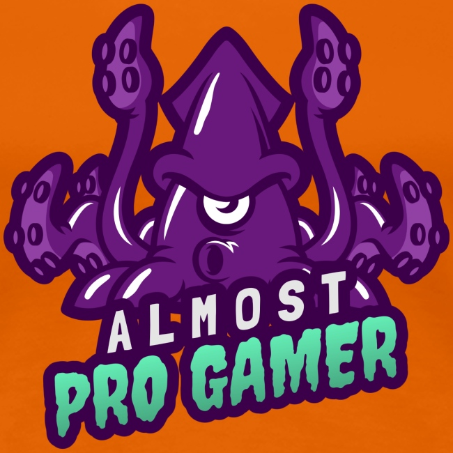Almost pro gamer PURPLE