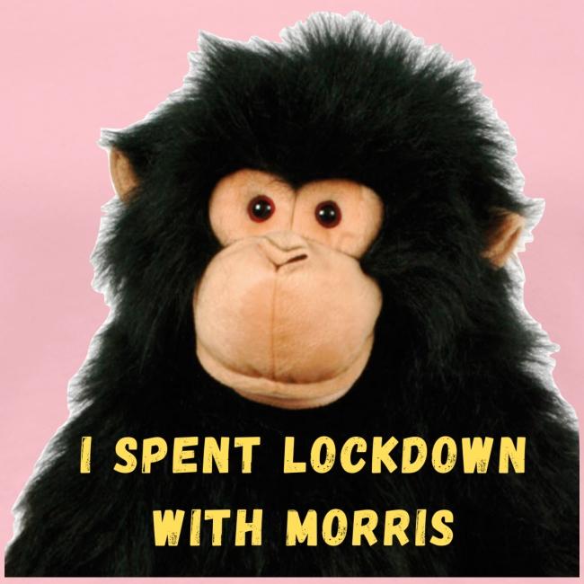 I Spent Lockdown With Morris TShirt