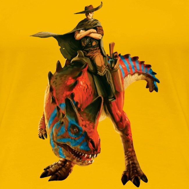 Dino Storm Cowboy