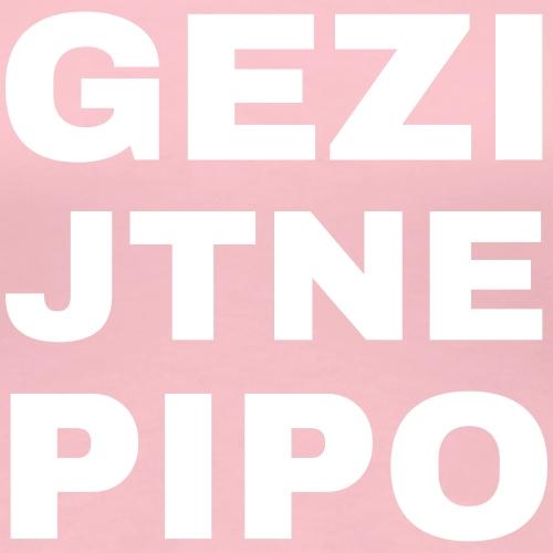 Ge zijt ne PIPO - Vrouwen Premium T-shirt
