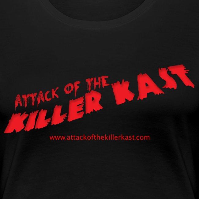 Attack of the Killer Kast Hoodie