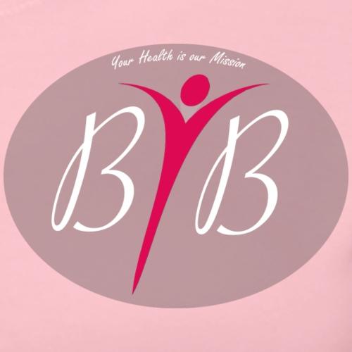 Logo BYB your health is o - Frauen Premium T-Shirt