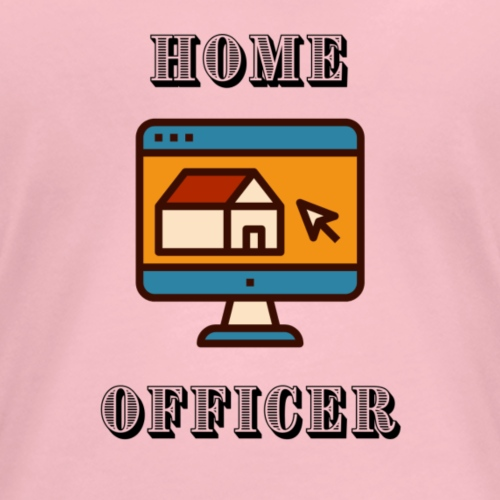 HOME-OFFICER 2 - Frauen Premium T-Shirt