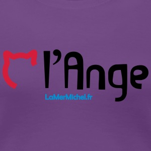 CHAT Angel - Frauen Premium T-Shirt