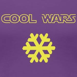 Cool_Wars - Premium-T-shirt dam