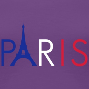 Paris - Dame premium T-shirt