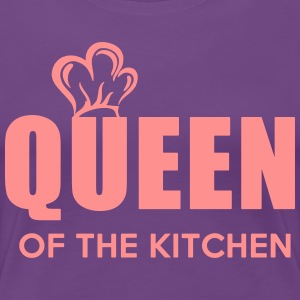 Queen of the Kitchen - Koszulka damska Premium