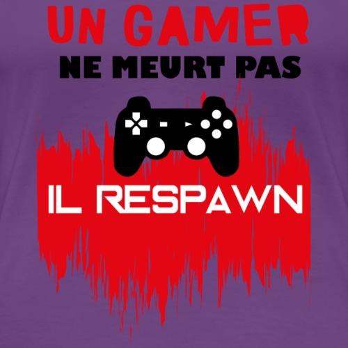 Un gamer ne meurt pas