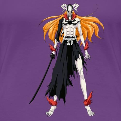 Ichigo Kurosaki - Camiseta premium mujer