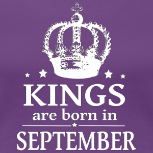 September King - Frauen Premium T-Shirt
