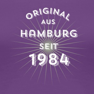 Original from Hamburg since 1984 - Women's Premium T-Shirt