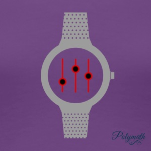 niveau Watch - Dame premium T-shirt