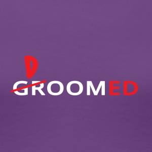 JGA / Bachelor: Groom - Doomed - Women's Premium T-Shirt