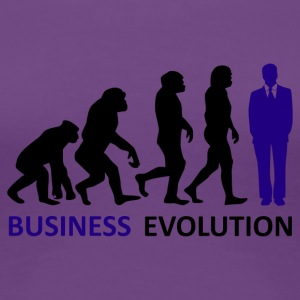 ++Business Evolution++ - Frauen Premium T-Shirt