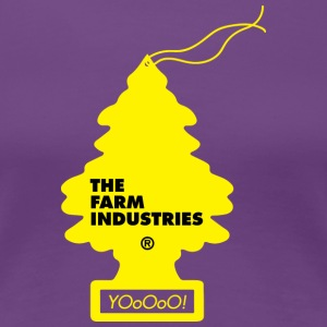 THE FARM INDUSTRIES SWAG - Women's Premium T-Shirt