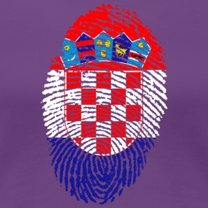 CROATIA 4 EVER COLLECTION - Women's Premium T-Shirt