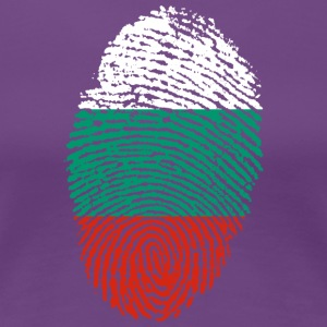 IN LOVE WITH BULGARIA - Frauen Premium T-Shirt