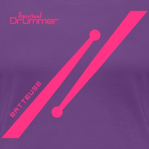 Drumstick Design Batteuse