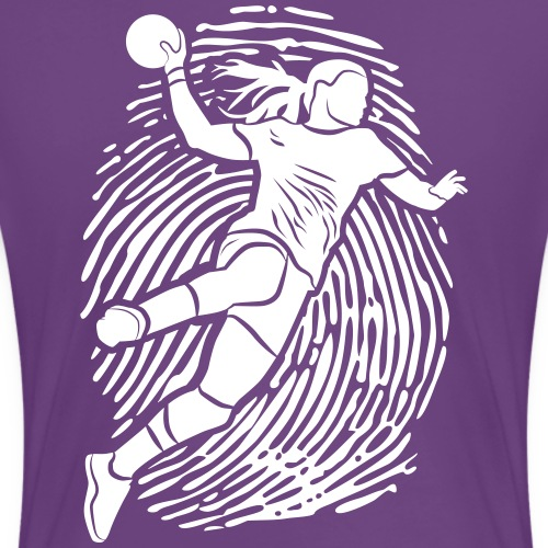 ADN F - T-shirt Premium Femme