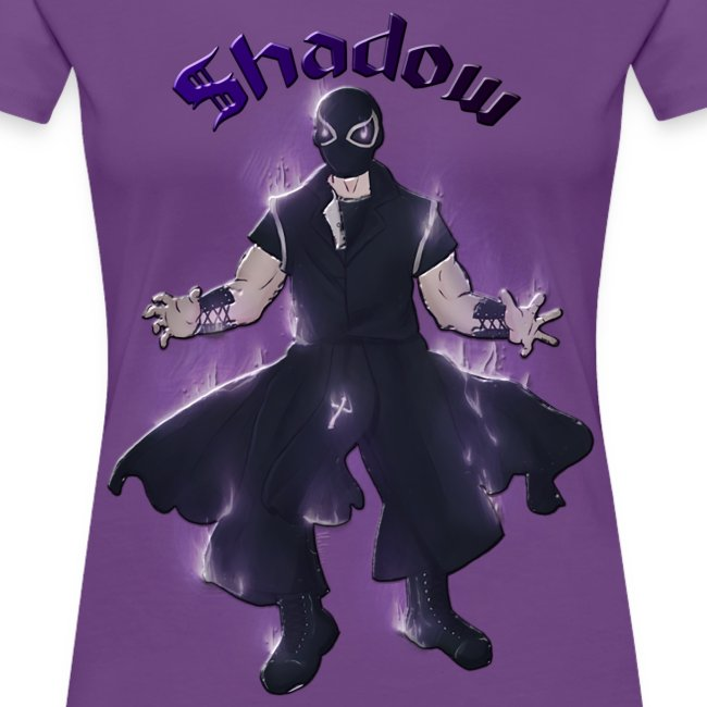 FLOW Wrestling's shadow by Helyria