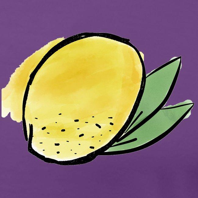 Lemon Heart Dark
