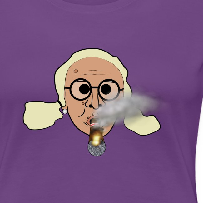 Kerstin röker huvud png