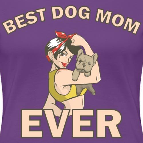 Hundemama - Frauen Premium T-Shirt