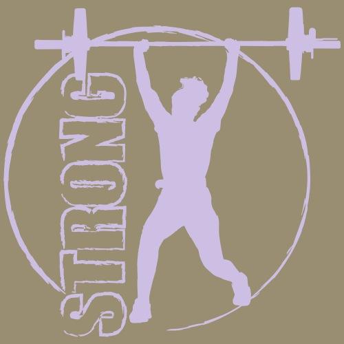 shirtsbydep strong - Vrouwen Premium T-shirt