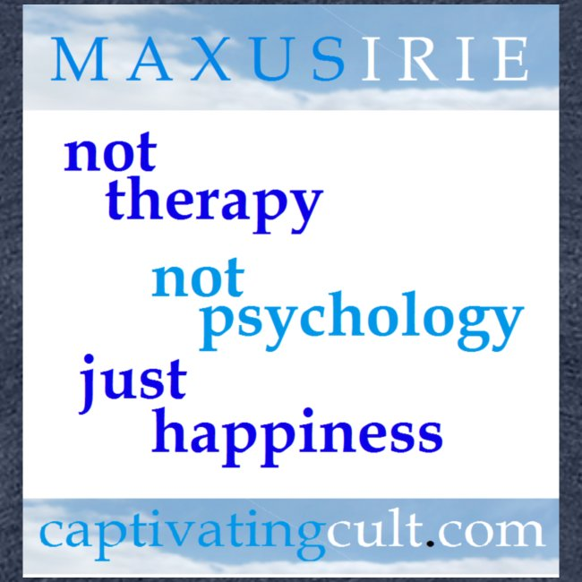 not therapy