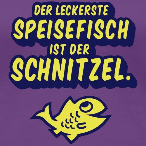Lecker Fisch - Frauen Premium T-Shirt