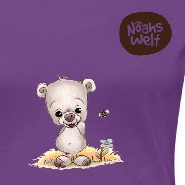 Noah der kleine Bär - mit Logo