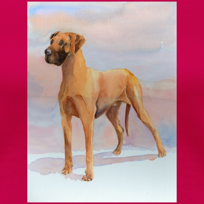 Great Dane Yellow