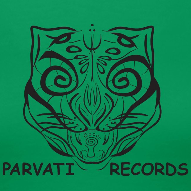 The Parvati Cat by Stringhedelic - Black