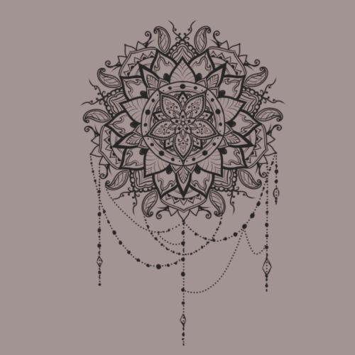 Mandala lustre - T-shirt Premium Femme
