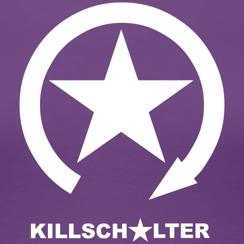 KILL SWITCH Logo 7KS01 - Women's Premium T-Shirt