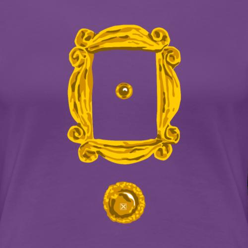Frame - Camiseta premium mujer