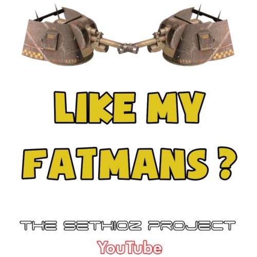 Like my Fatmans? - Women's Premium T-Shirt