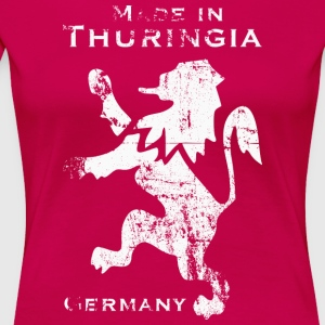 Made in Thuringia - Women's Premium T-Shirt