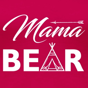 Bear mummy - Women's Premium T-Shirt