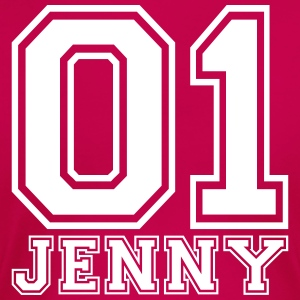 Jenny - Name - Frauen Premium T-Shirt