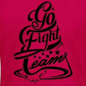 Go Fight Team - Women's Premium T-Shirt