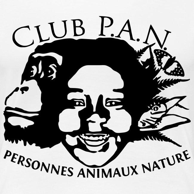 Club P A N Logo