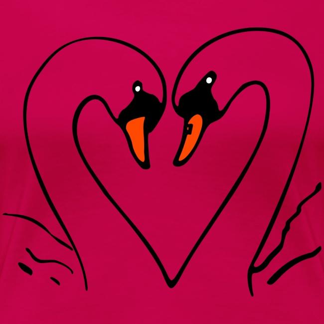 Les Cygnes Amoureux