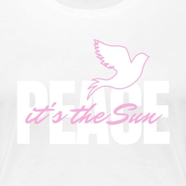 Peace, it's the sun