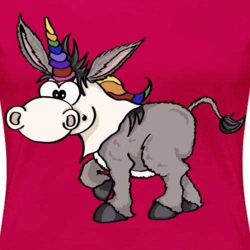 Ein Esel, ein Einhorn, ich kann sein was ich will
