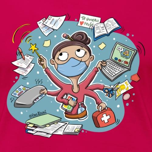 PROFA multitask 2021 - Camiseta premium mujer