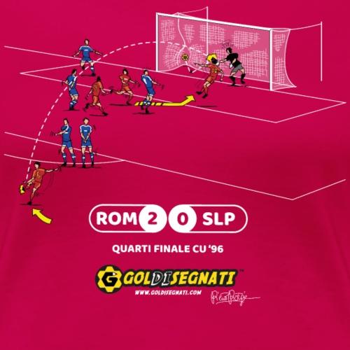 ROM-SLP 2-0 - Maglietta Premium da donna